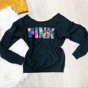 Victoria's Secret PINK Graphic Sweatshirt 3470